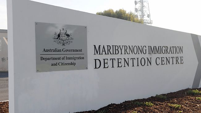 Marybirnog Detention Center