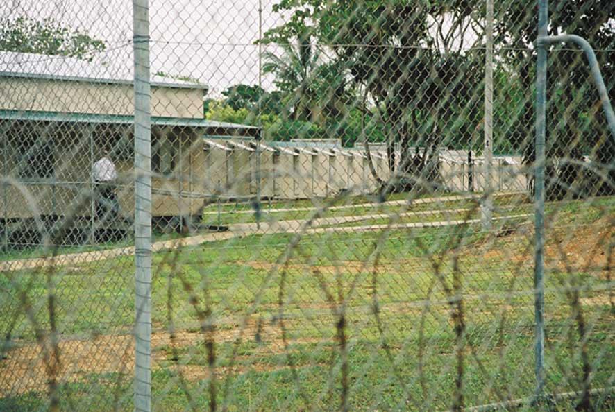 Papua Nuova Guinea - Centro detenzione Manus