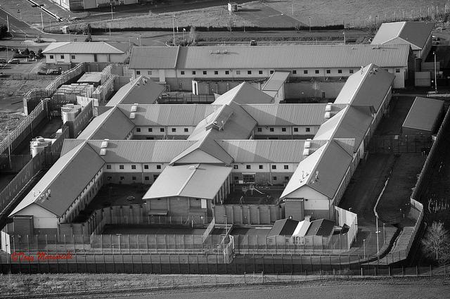 Yarls Wood immigration detention center