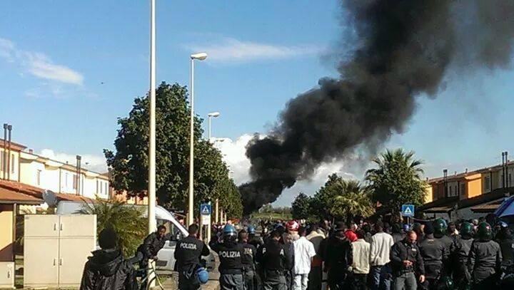 La rivolta del 29 dicembre al CARA di Mineo