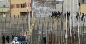 Migranti, Melilla