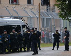 Repressione della rivolta a Bela pod Bezdězem