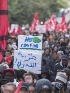 """""""No confini - Libertà di movimento"""""""